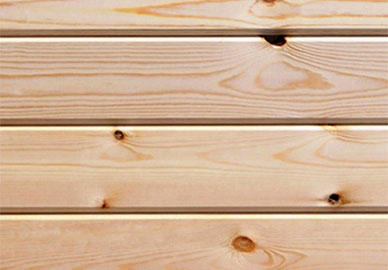 Имитация бруса из сосны 27х185 мм, сорт BC