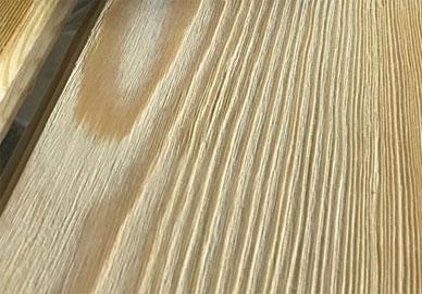 Вагонка из лиственницы 140х14 мм сорт BC брашированная